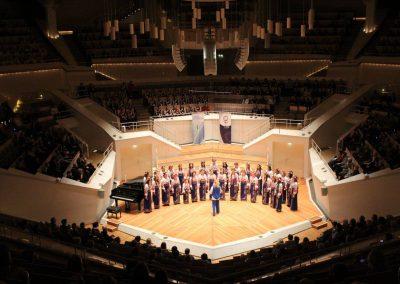 Chamber Girls' Choir by Lysenko - Ukraine 1